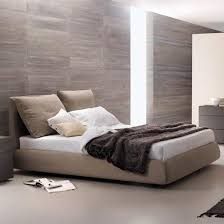 modern upholstered bed. Beds - Sangiacomo Cherie Bed Modern Upholstered N