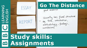 study skills preparing for assignments  study skills preparing for assignments