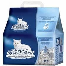 <b>Наполнитель Катсан</b> (<b>Catsan</b>) гигиенический, уп. <b>10 л</b> ...