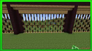 how to make a fence in minecraft. [Minecraft Concepts] Redstone Auto Perimeter Fence - YouTube Fences Minecraft 1.7.10 · How To Make A In 2