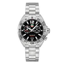 tag heuer watches quality swiss watches ernest jones watches tag heuer f1 men s stainless steel bracelet watch product number 2972840