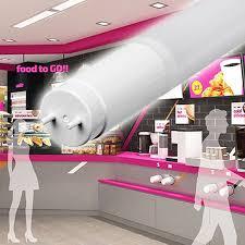 led t8 fixture light s cost decorative fluorescent lights
