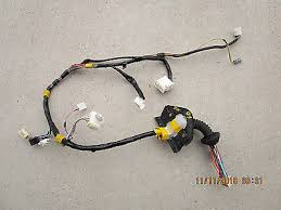 used toyota interior parts for sale page 90 Camry Le 2011 Driver Door Wiring Harness 82152 2003 2009 toyota 4runner front driver left side door wiring harness 82152 35360