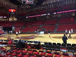 United Supermarkets Arena Section 111 Rateyourseats Com