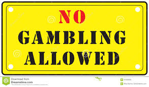 Image result for prohibiting gambling,