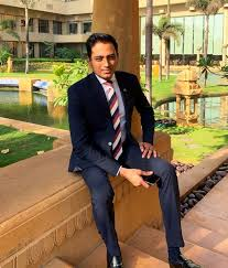 Hotel Manager Sunil Kumar Appointed As Hotel Manager Of Jw Marriott Mumbai