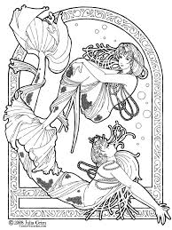 Small Picture Fantasy coloring pages mermaid ColoringStar