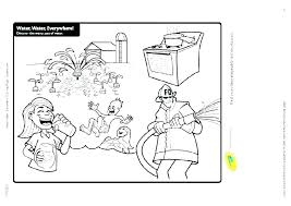 Free Water Cycle Worksheets Water Cycle Coloring Pages Home Coloring