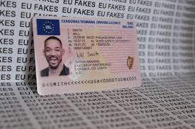 License Cards Eu Fakes - Identity Driving Fake