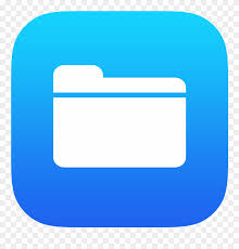 The File Manager For Ios 7 Goes Free For A Limited - Ios File Icon Png  Clipart (#1586891) - PinClipart