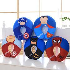 Man Shaped Pillow Popular Neck Pillow Avenger Buy Cheap Neck Pillow Avenger Lots