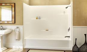 best cleaner for bathroom fiberglass shower tub fiberglass tub and shower units