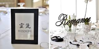 table names wedding. Charming Ideas For Wedding Table Names With Unique