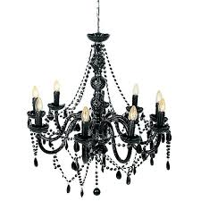 mariah 9 arm black glass chandelier glass chandelier clear glass chandelier crystals