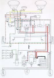 vw wiring diagrams bugs vw wiring diagrams