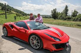 Top gear's james may reviews the ferrari 488gtb. Ray Massey Takes The New Ferrari 488 Pista For A Spin With James May This Is Money