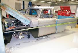 1965 Chevy C10 Buildup - Custom Chevy Truck - Truckin' Magazine