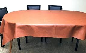 vinyl table covers a faux leather table cloth how brilliant is that make this super easy vinyl table covers