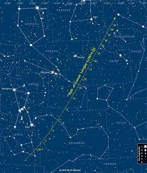 Comet Lovejoy Visible From Southern Arizona