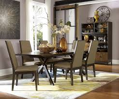 modern formal dining room tables. Modern Formal Dining Room Furniture For Unique Contemporary Black And Platinum Tables R