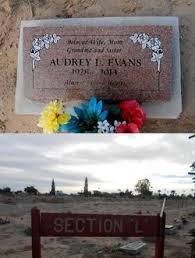 Audrey Lee Summers Evans (1928-2013) - Find A Grave Memorial