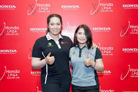 2018 honda lpga thailand. fine thailand image may contain 2 people people smiling standing throughout 2018 honda lpga thailand m