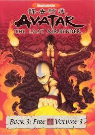 Avatar La Leyenda de Aang Temporada 3 Latino