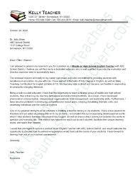 College Math Teacher Cover Letter Projectspyral Com