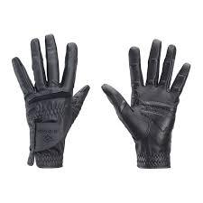 bionic riding gloves relax grip black