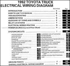 1993 toyota pickup wiring diagram 1993 image 1994 toyota pickup wiring diagram wiring diagram on 1993 toyota pickup wiring diagram