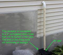 just be sure to significantly increase the size of the drain hose if going with this method if the drain hose isn t large enough water will overflow very