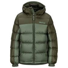 Marmot Boys Size Chart Marmot Boys Guides Down Hoody Down Jacket Crocodile Rosin Green Xs