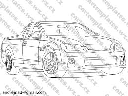Car coloring pages holden funs pictures of cars literarywondrous image