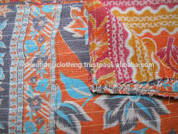 Indian Kantha Cotton Quilts Wholesale New From Jaipur - Buy ... & Indian kantha cotton quilts wholesale NEW from Jaipur Adamdwight.com