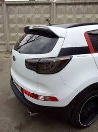 My perfect Kia Sportage. 3DTuning - probably the best car ...