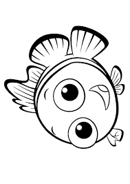 25 Cute Finding Nemo Coloring Pages For Your Little Ones Disney その他