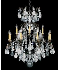 full size of schonbek renaissance rock crystal inch wide light wonderful chandelier parts chandeliers antique lighting
