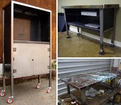 diy metal furniture. Metal-scrap-recycled-furniture-designs Diy Metal Furniture