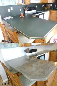 concrete over laminate step by making countertops make dull countertop shine