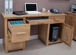 amazing solid oak computer desk for brooklyn large oaktok013 new right