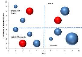 Bubble Chart Risk Management Bubble Diagram In Portfolio Management Apppm