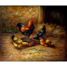 oil paintaings animals 100 hand paint animal oil painting technique canvas wall art home decoration modern painting set presents1111111111111111 600x600