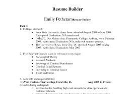 Free Resume Online Maker Resume Resume Maker Professional Free Cute' Marvelous Resume 87