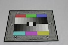 Details About Dsc Labs Colorbar Grayscale Junior Camalign Chip Chart With Resolution