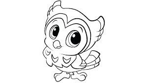 Cute Penguin Coloring Pages Printable Baby Penguin Coloring Pages