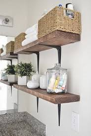 diy bathroom storage. 15 Smart And Space-Saving DIY Bathroom Storage Items Diy 0