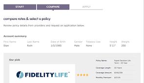 esurance life insurance rates
