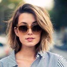 75 best haircuts for round faces you