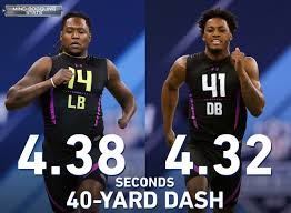 mind boggling stats for the nfl scouting bine