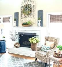 fireplace decor ideas rustic living room fireplaces living room fireplace decor medium size of beautiful fireplace